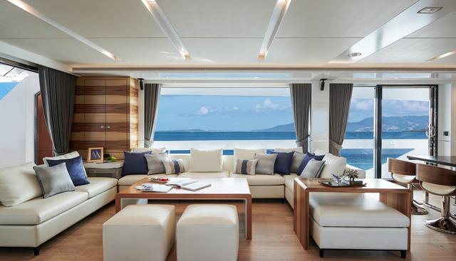 Skyline Charter Yacht - 8