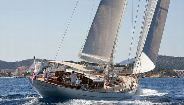 Aurelius 111 Charter Yacht - 3