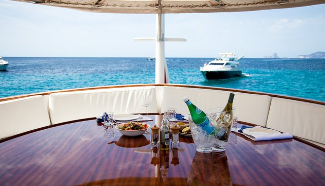 Spoom Charter Yacht - 4