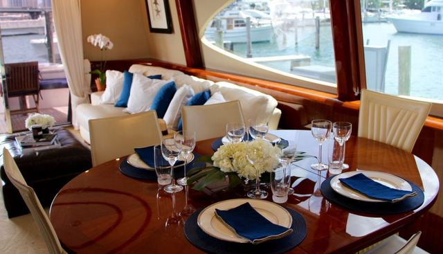 Victoria 68 Charter Yacht - 6