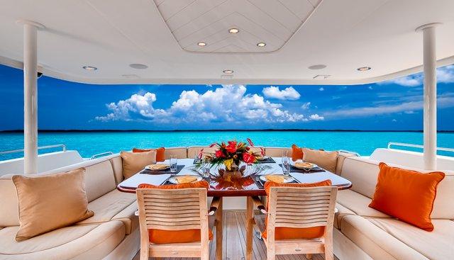 Invicta Charter Yacht - 3