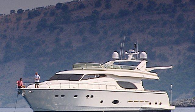 Armonia Charter Yacht