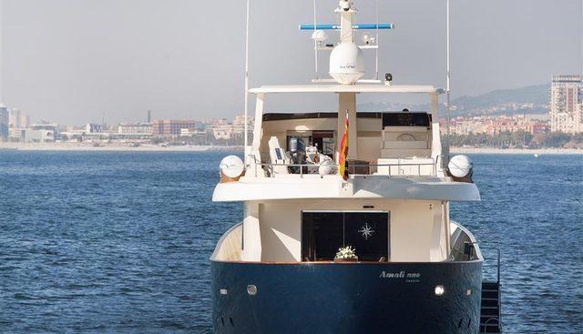 Amali Charter Yacht - 2