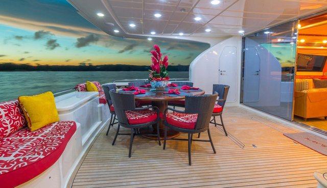 Kavita Charter Yacht - 3