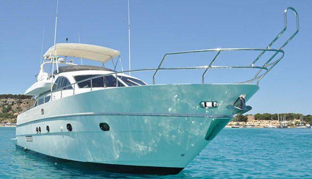 Blumar Charter Yacht