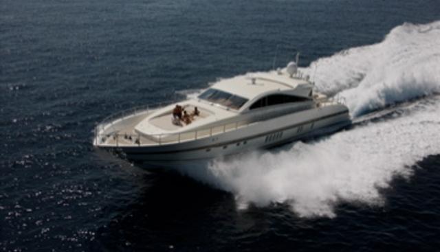 Hard Work II Charter Yacht - 2