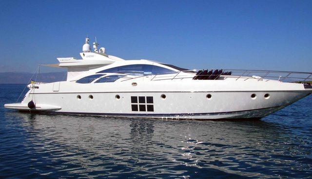 Rena N Charter Yacht