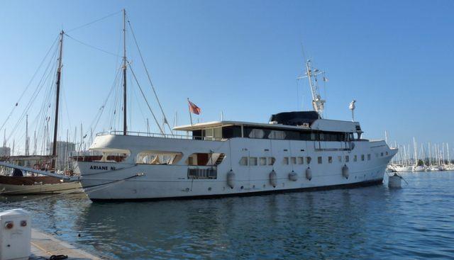 Ariane Ni Charter Yacht - 5