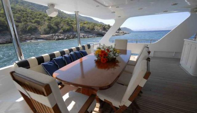 007 Charter Yacht - 4