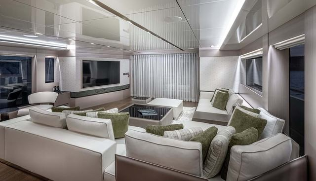 7 Diamonds Charter Yacht - 7