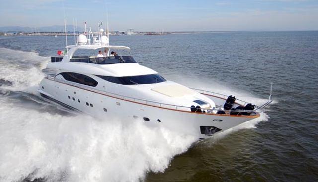 Cudu Charter Yacht