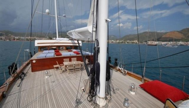 Phelan Good Charter Yacht