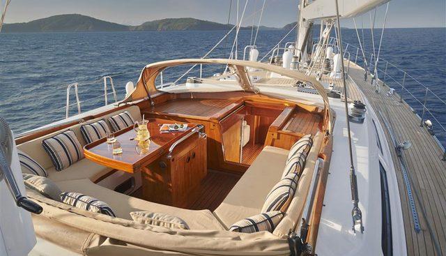 Letizia Charter Yacht - 2