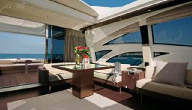 Gissy Charter Yacht - 4