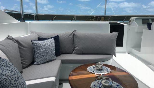 Finish Line Charter Yacht - 8