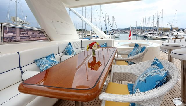 Lady Marcelle Charter Yacht - 5