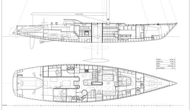 Heidenskip 84 Charter Yacht - 8