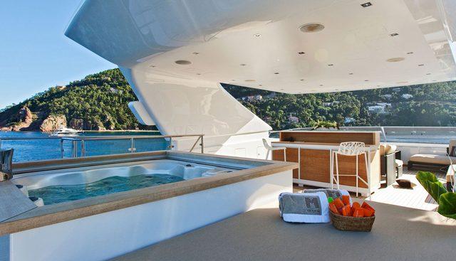 Seven S Charter Yacht - 2