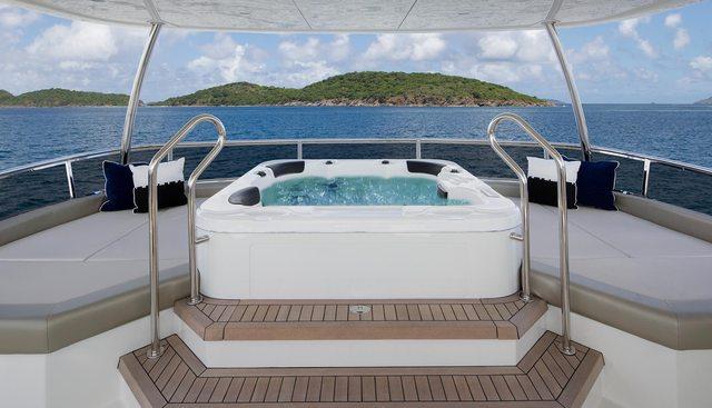 Sugaray Charter Yacht - 3