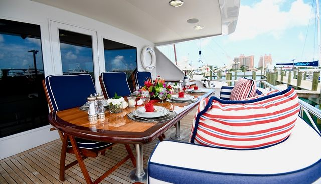 Impulse Charter Yacht - 4