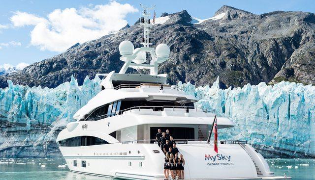 MySky Charter Yacht - 4