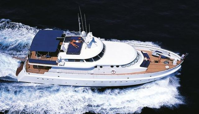 Cohete Charter Yacht - 2