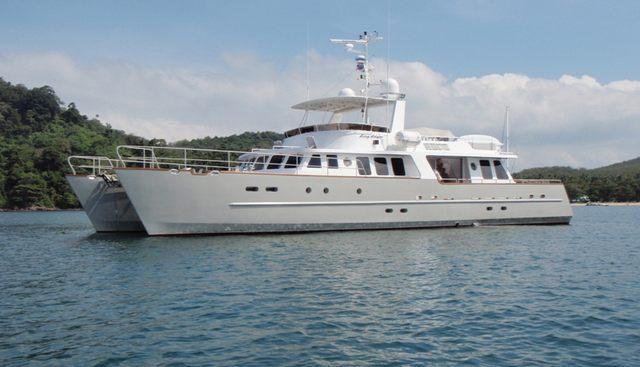 Song Saigon Charter Yacht