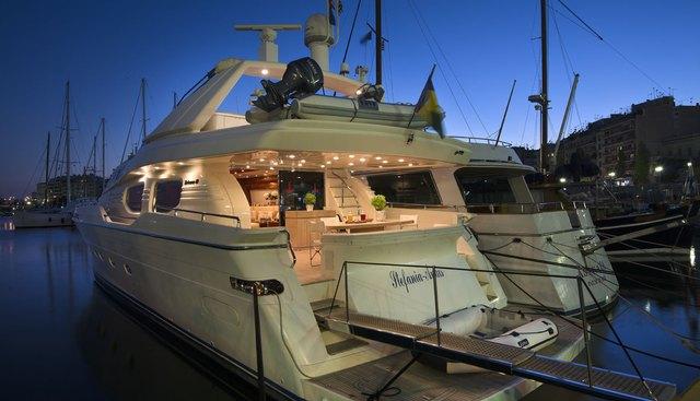 Stefania Anais Charter Yacht - 5