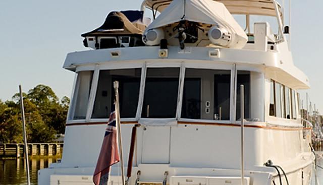 Ambling Along Charter Yacht - 2