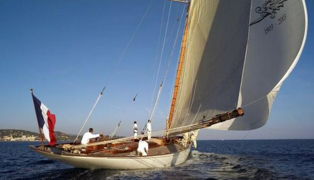 Moonbeam of Fife III Charter Yacht - 3