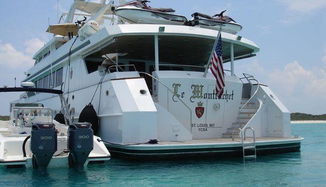 Le Montrachet Charter Yacht - 4