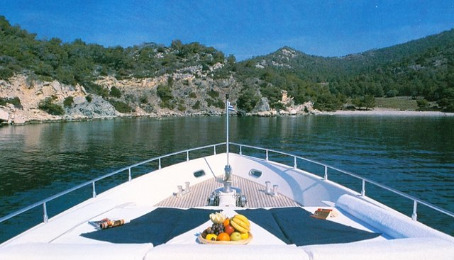 Harama II Charter Yacht - 2