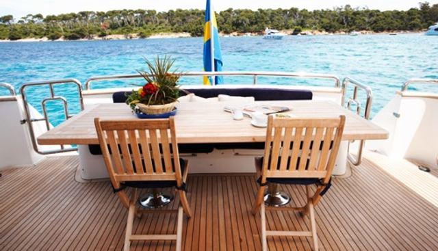 Malarprinsessan Charter Yacht - 7