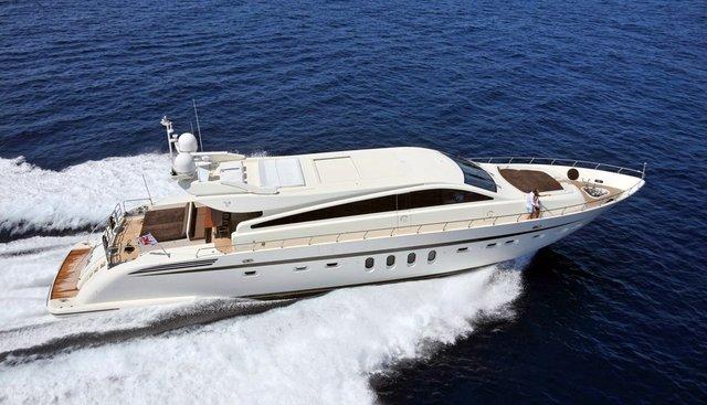 Eclat Charter Yacht