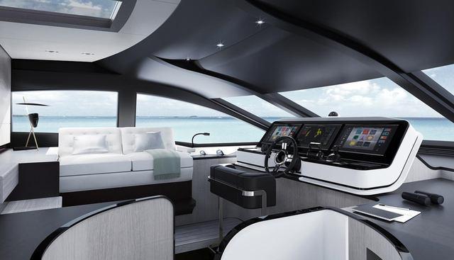 Aleph II Charter Yacht - 3