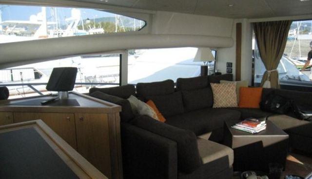 Mangusta Charter Yacht - 3