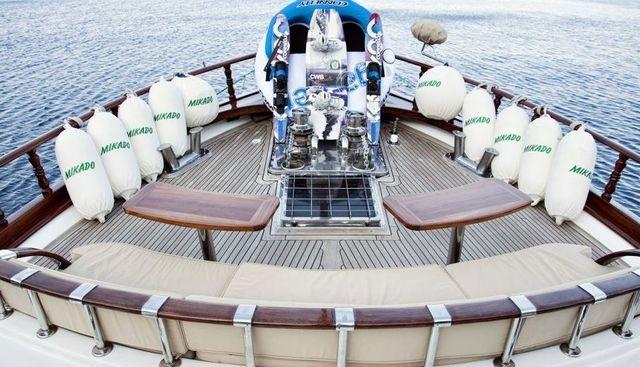 Mikado Charter Yacht - 2