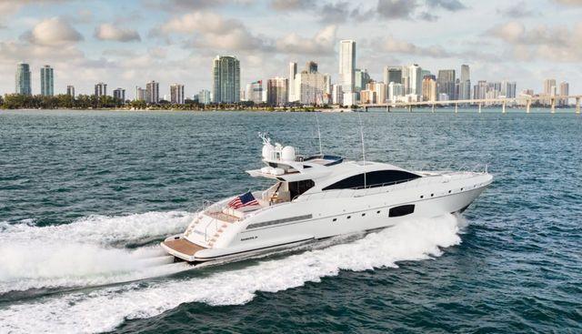 Sayonara Charter Yacht - 2