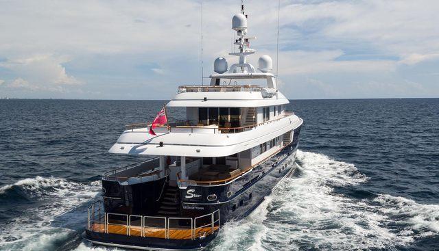 Ocean's Seven Charter Yacht - 5