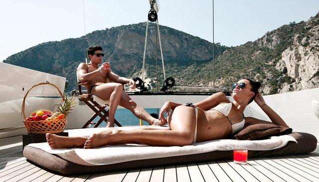 Aiglon Charter Yacht - 3