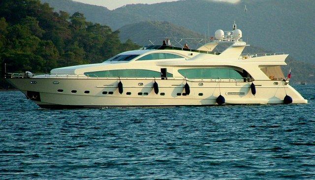 Tatiana Charter Yacht