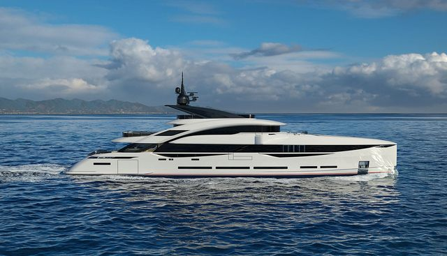 ISA Gran Turismo 45/ 01 Charter Yacht