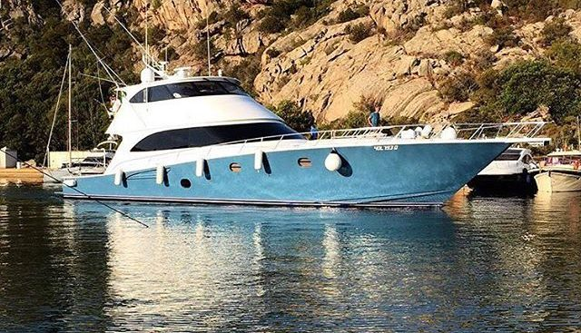 Indica Charter Yacht