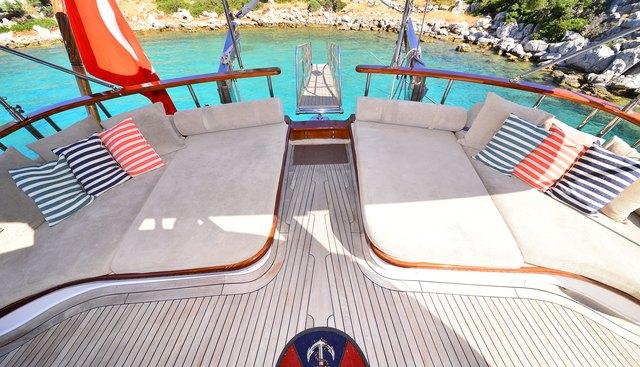 K Mehmet Bugra Charter Yacht - 3
