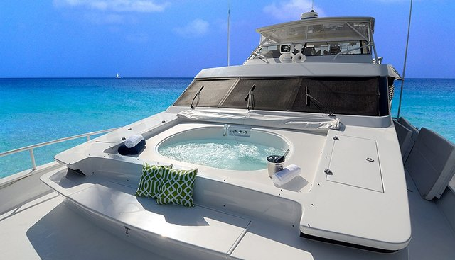 Suite Life Charter Yacht - 4