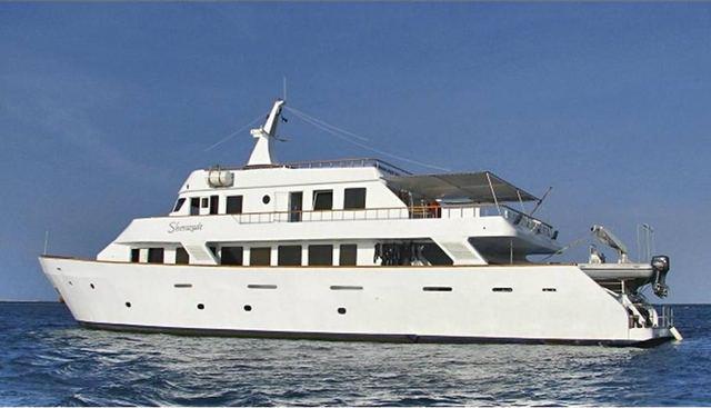 Sherazade Charter Yacht - 2