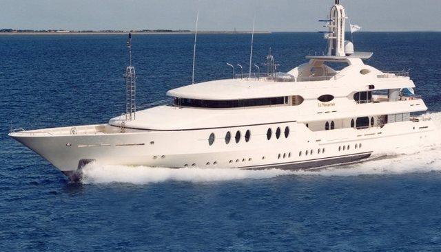 La Masquerade Charter Yacht