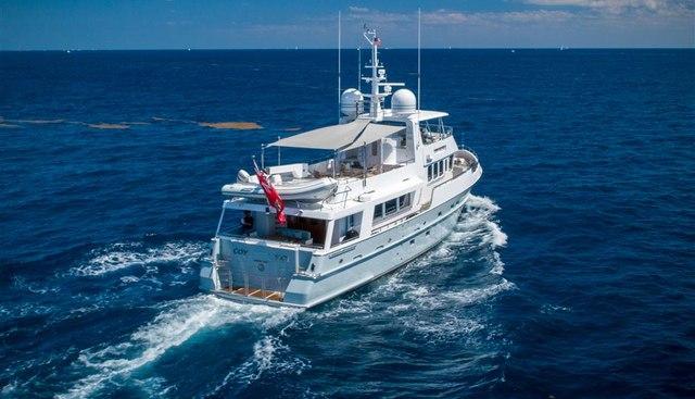 Coy Koi Charter Yacht - 5