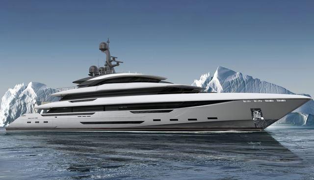62 Steel 131 Charter Yacht - 2