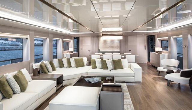 7 Diamonds Charter Yacht - 8